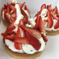 tarte fraise chantilly emma duvéré