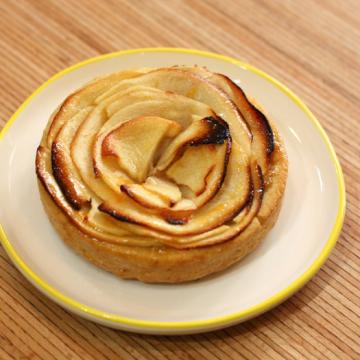 tarte aux pommes bio emma duvéré