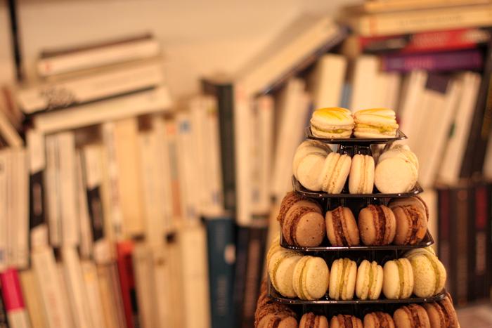 Pyramide de macarons - Emma Duvéré