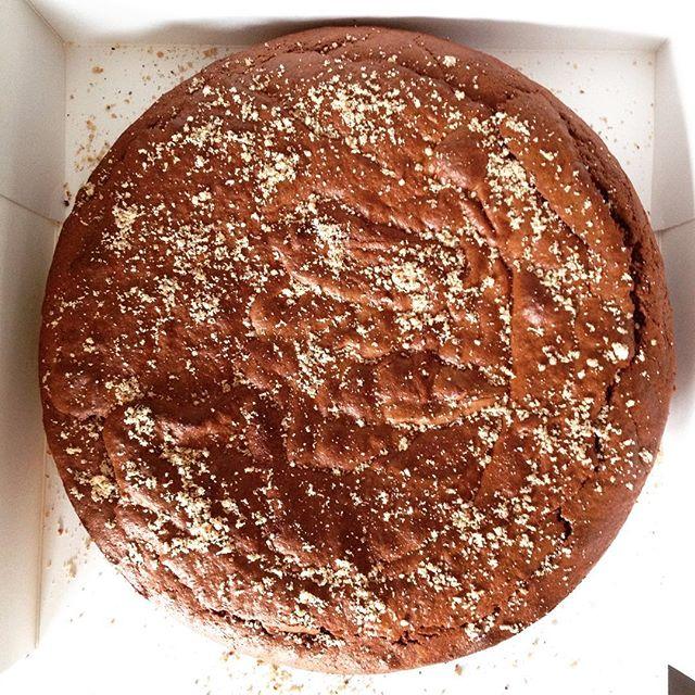 Gâteau fondant au cholat