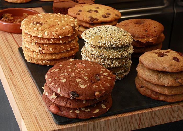 les cookies d'emma duvéré au comptoir