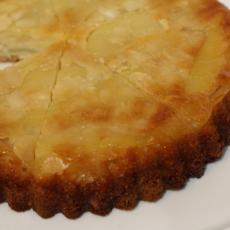 Gâteau au poires fondantes - Emma Duvéré