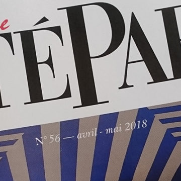 couverture Côté Paris