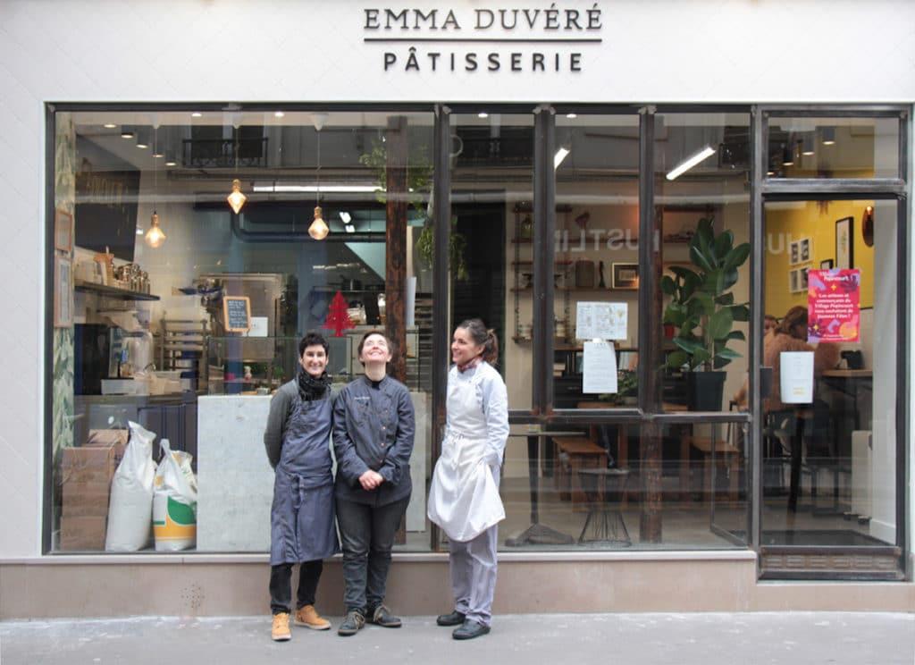 Pâtisserie Emma Duvéré