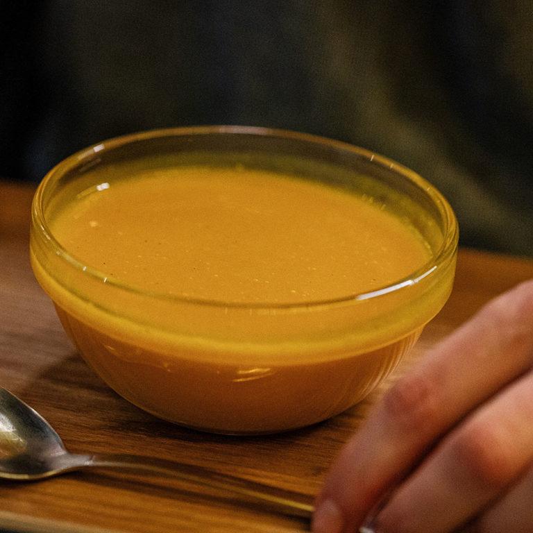Soupe du brunch