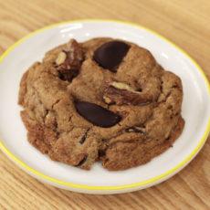 Cookie noix chocolat