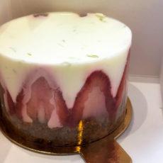 Fraisier Cheesecake