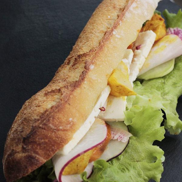 Sandwich tradi végé